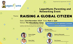 LagosMums - Raising A Global Citizen