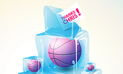 Thanks Chris - Dribbble